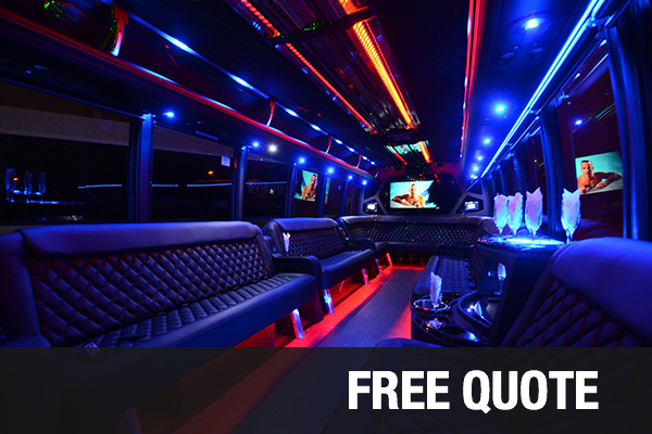 Cheap Party Bus Rental Atlanta GA