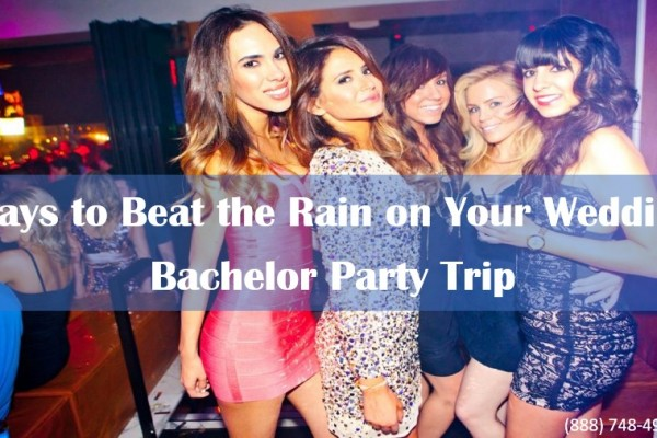 Big Bachelor Party Plans