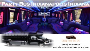 Party Bus Indianapolis Indiana