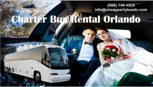 Orlando Party Bus