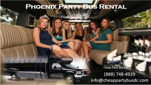 Phoenix Bus Rental Service
