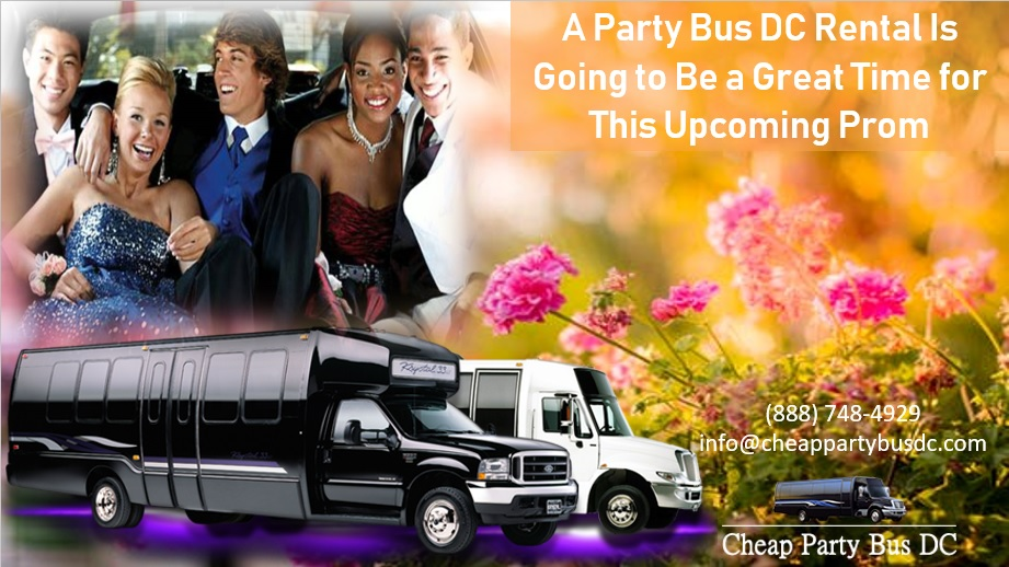 Party Bus DC Rental