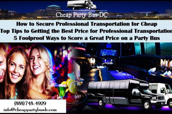 Party Bus Chicago Cheap