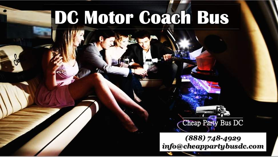 DC Motor Coach Bus