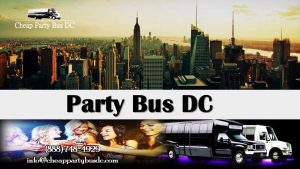 Affordable Party Buses