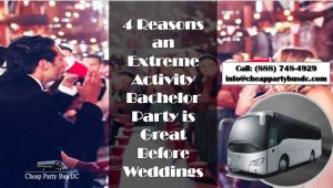 Why Your Wedding Needs an Extreme Sports Outing for the Bachelor Party