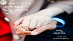4 Ways to Ask for Your Partners Hand in Marriage With Great Results