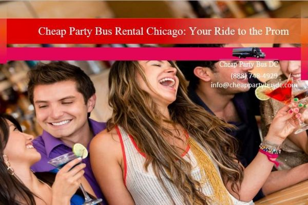 Cheap Party Bus Rental Chicago