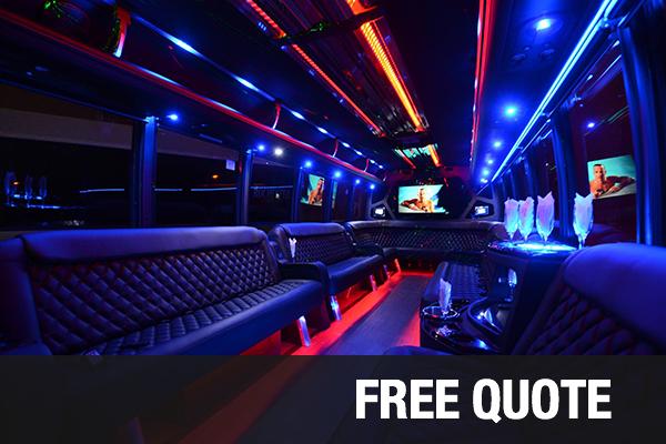Cheap Party Bus Rental Atlanta GA