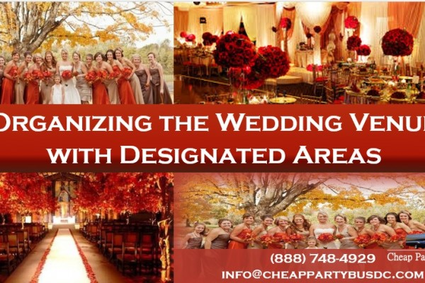3 Crucial Areas Every Fall Wedding Needs