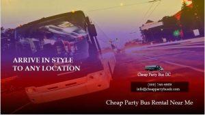 Cheap Party Bus Rental